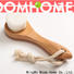 Top wooden face brush exfoliation for business for girls