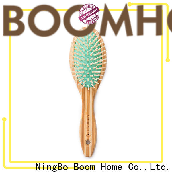 Boom Home New bamboo hair comb factory for women