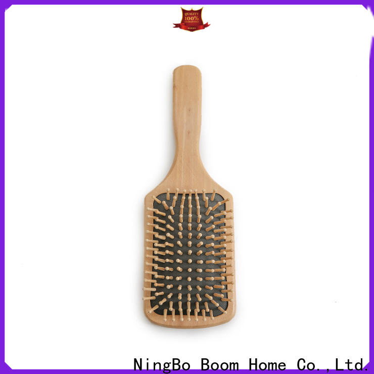 Wholesale wooden comb straightener manufacturers for shop
