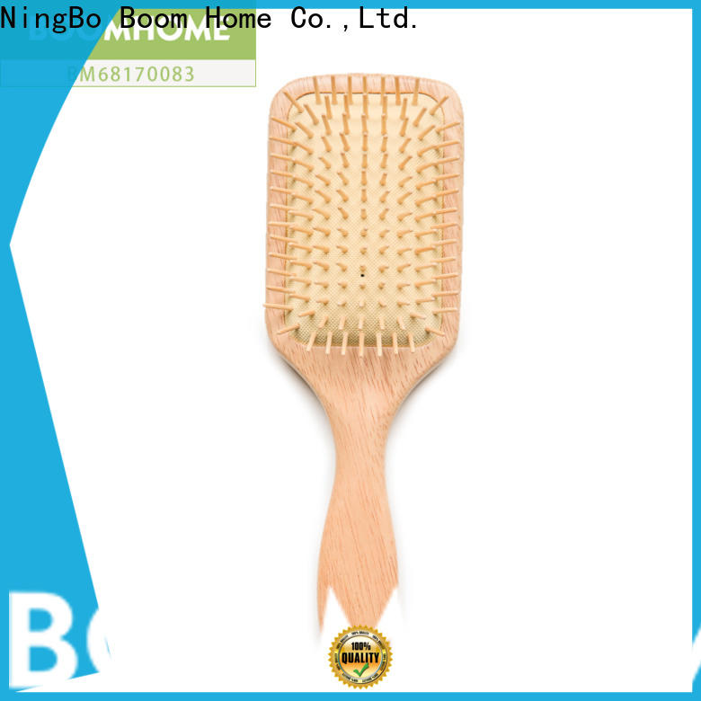 Best wooden comb brushes company for travel
