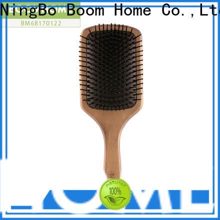 Best wooden hair brush girl company for hotel