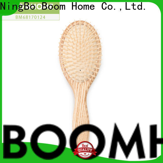 Boom Home Latest wood hair brush manufacturers for shop