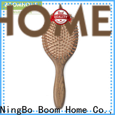 Boom Home brushes wooden paddle brush for sale for home