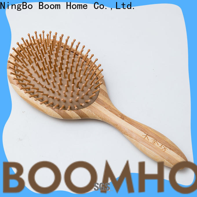 Wholesale bamboo comb round factory for men
