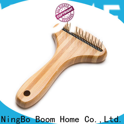 Boom Home removing pet brush supply for household