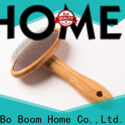 Boom Home removing pet brush supply for fur