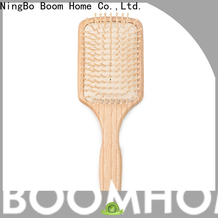 Best wooden paddle brush portable manufacturers for home