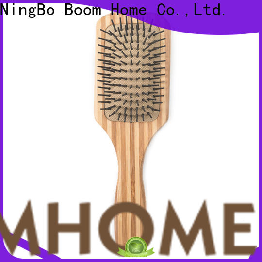 Boom Home hairbrush bamboo hair comb suppliers for curly hair