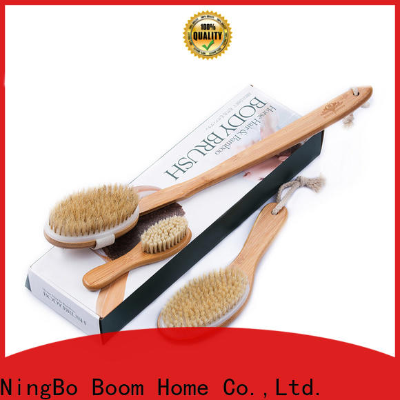 Custom body cleaning brush body supply for body