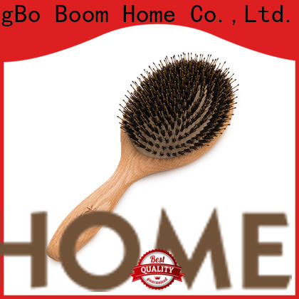 Boom Home Top bamboo hair comb factory for men