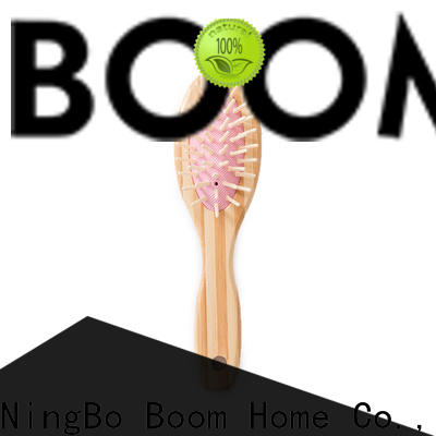 Boom Home easy bamboo comb for sale for thick hair