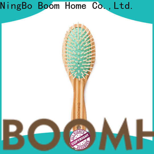 Boom Home Wholesale bamboo hair comb for sale for women