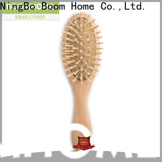 Boom Home bristles infant hair brush company for household