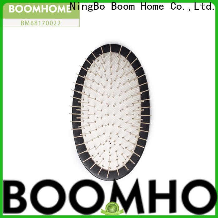 Boom Home Best wooden paddle brush supply for home