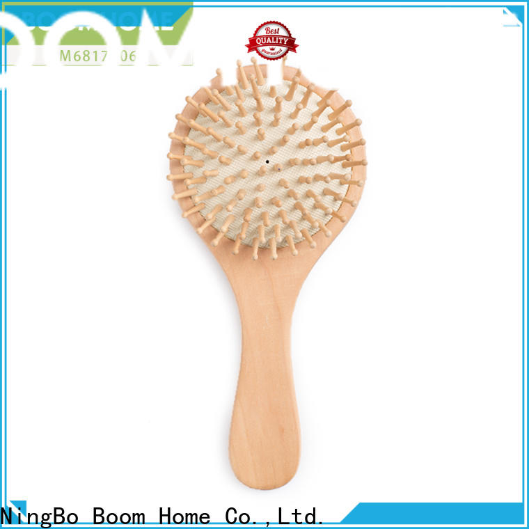 Boom Home Wholesale wooden paddle brush company for home