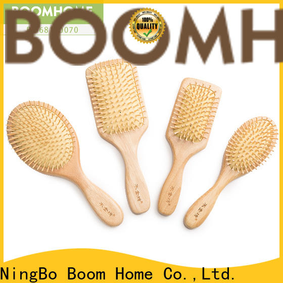 High-quality wooden hair brush bamboo manufacturers for shop