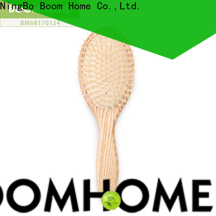 Wholesale wooden hair brush personalized manufacturers for home