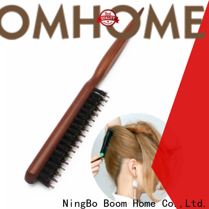 Best boar hair brush nylon for sale for women