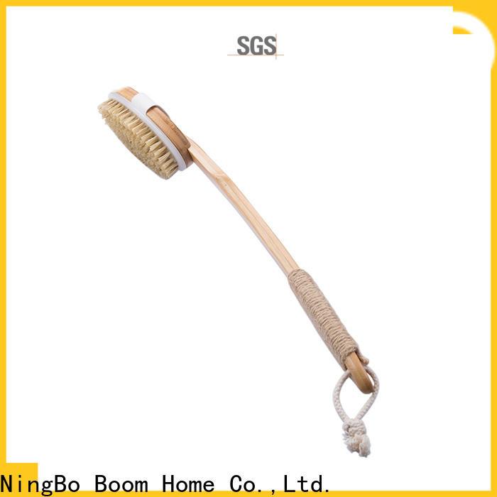 Boom Home bristle body brush suppliers for body