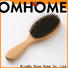 Boom Home Best wooden hair brush supply for shop