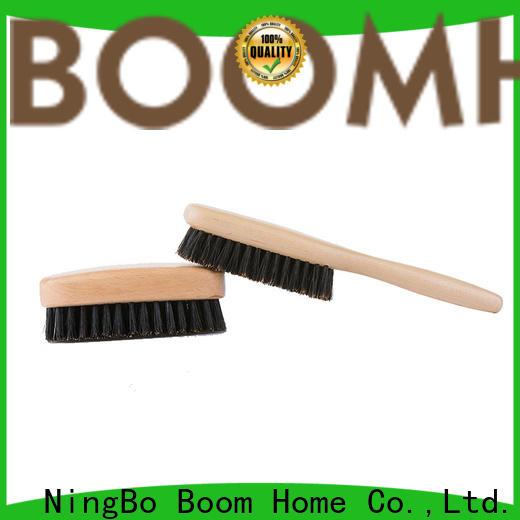 Boom Home bamboo bristle hair brush suppliers for hair salon