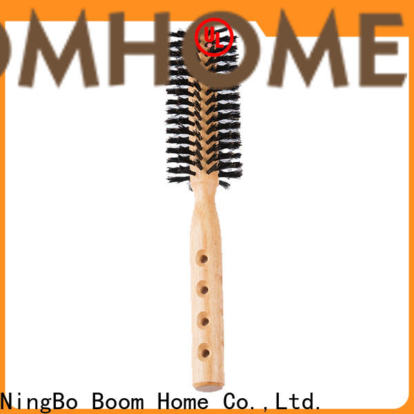 Boom Home Top wooden round brush suppliers for cleaning