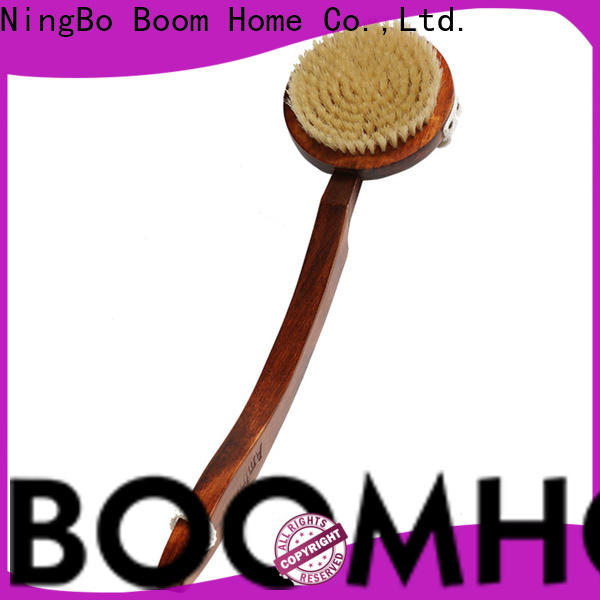 Boom Home Top baby bath brush factory for shower
