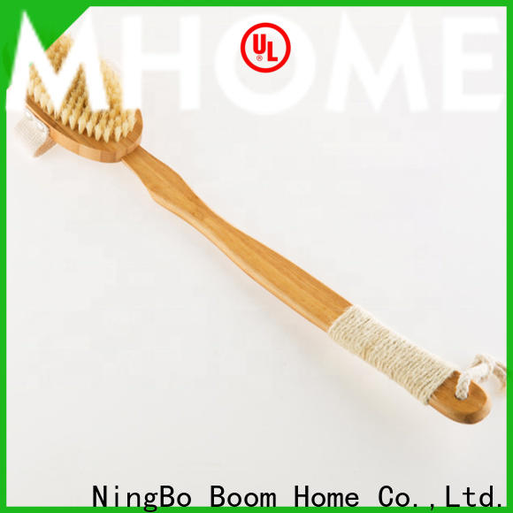 Boom Home Latest body wash brush manufacturers for shower