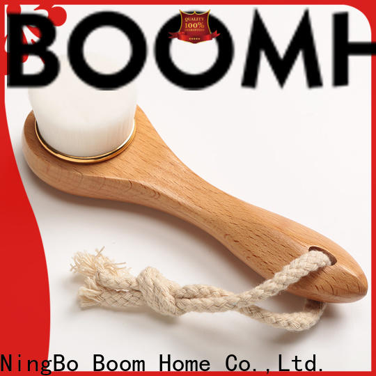 Latest natural face brush deep cleansing suppliers for woman
