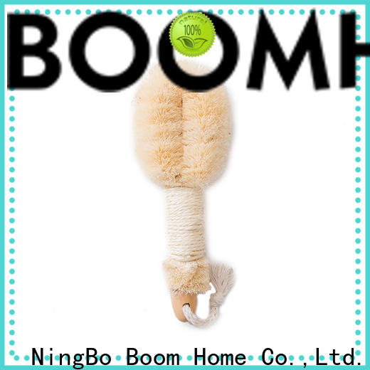 Boom Home Wholesale body cleansing brush company for shower