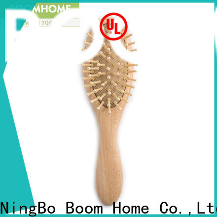 Boom Home bristles kids hair brush suppliers for household