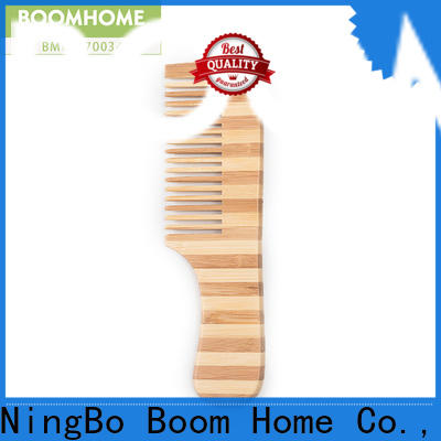 Best bamboo hair brush gifts company for men