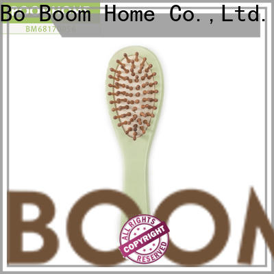 Boom Home Latest wooden paddle hair brush for business for home