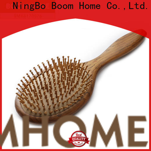 Boom Home Best wooden hair brush suppliers for shop