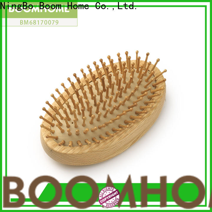 Boom Home Latest wooden paddle hair brush suppliers for hotel
