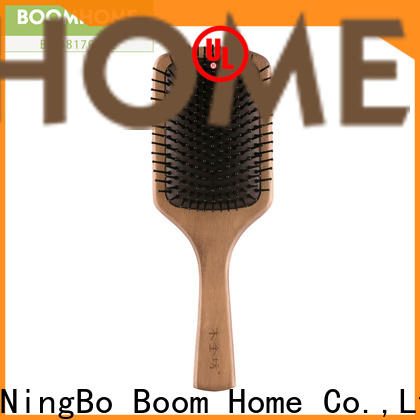 Boom Home electricity wooden comb for sale for travel