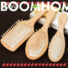 Boom Home retro wooden hair comb company for travel