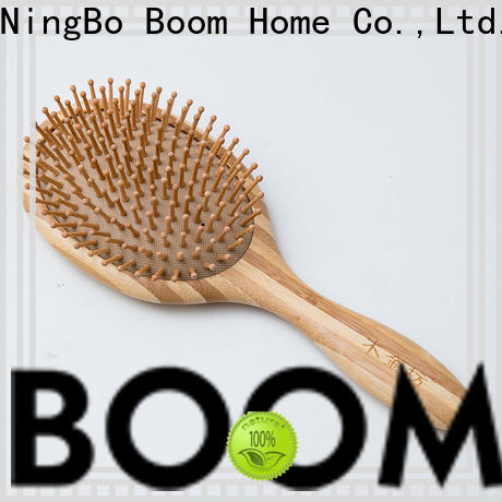Boom Home Latest bamboo paddle brush manufacturers for men