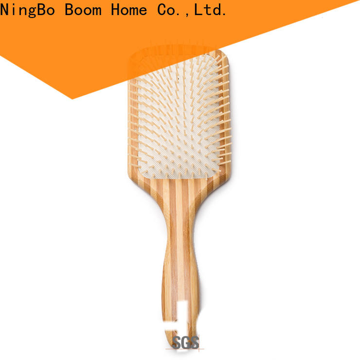 Custom wooden comb airbag suppliers for home
