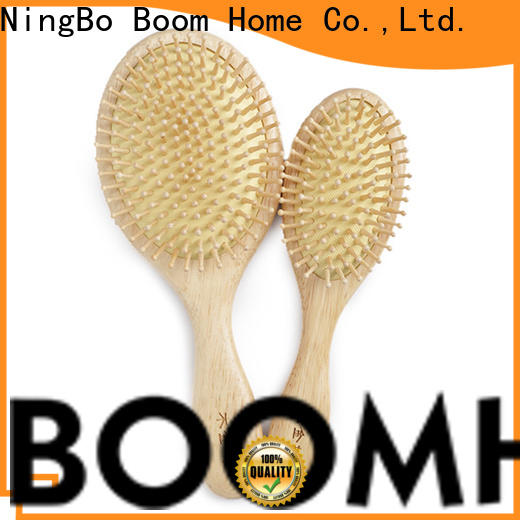 Boom Home New wooden hair brush for sale for shop