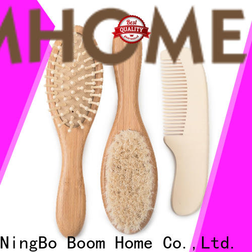 Best infant hair brush wooden manufacturers for household