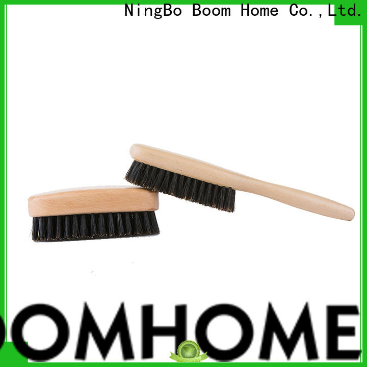 Boom Home long handle boar bristle hair brush suppliers for home