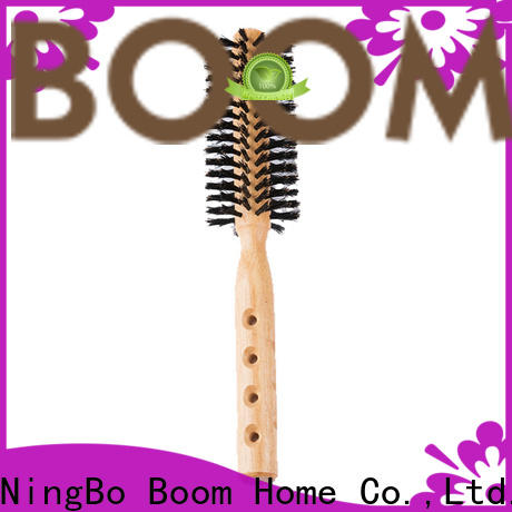 Boom Home Top barrel hair brush supply for cleaning