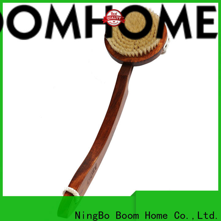 New wooden body brush bristle for business for body