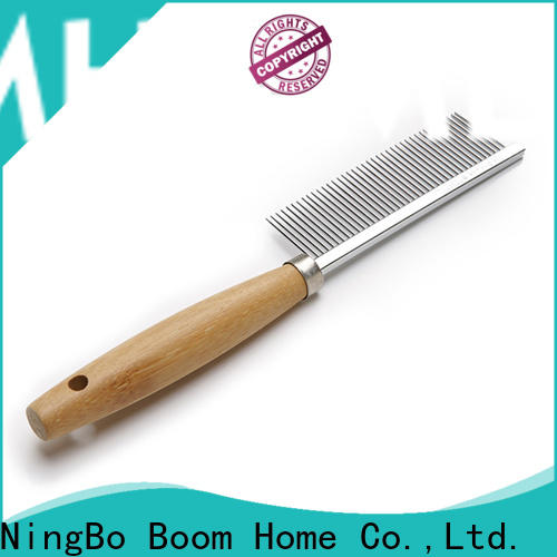 Boom Home BV tested pet combs and brushes manufacturers for household