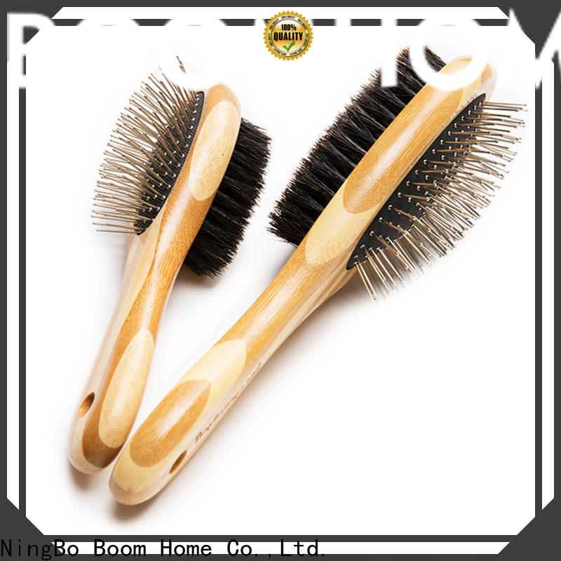 Custom pet grooming brush BV tested supply for fur