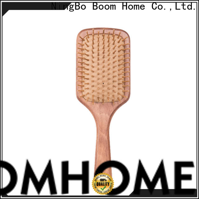 Boom Home massage wooden brush suppliers for shop