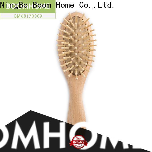 Wholesale toddler hair brush set bristles manufacturers for trottie