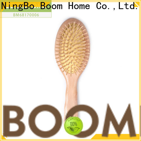 Boom Home care wooden hair comb for business for home