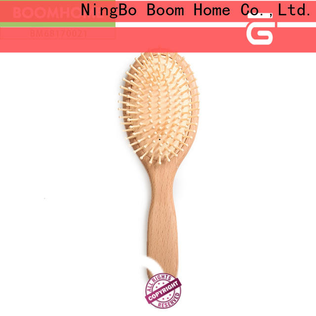 Top wooden hair comb massage suppliers for travel